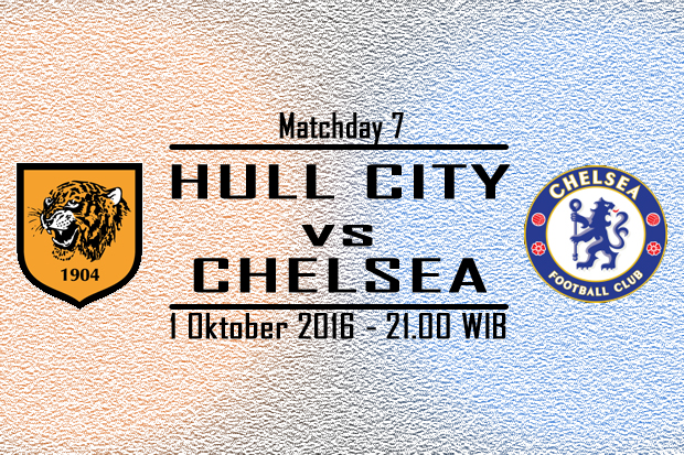 Preview Hull City vs Chelsea: Ajang Penebusan Dosa