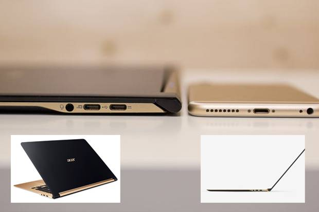 Laptop Acer Swift 7 Bodi Tipis Kalahkan Macbook Air