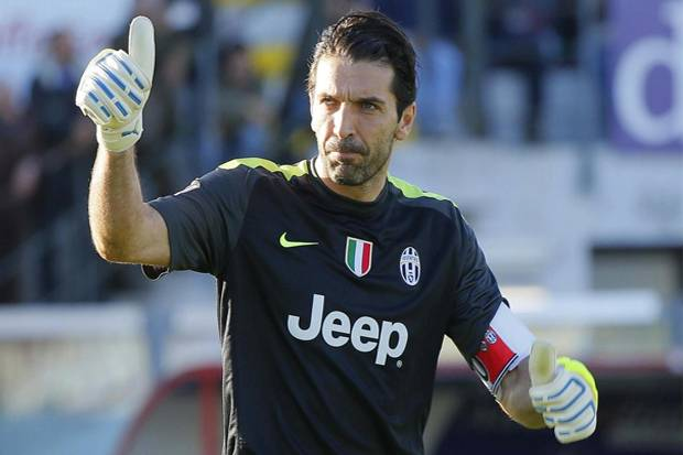 Jadi Man of The Match, Buffon Kebanjiran Pujian