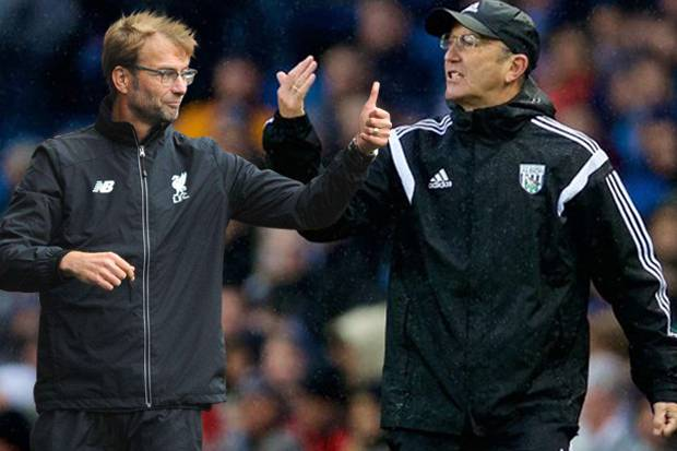 Preview Liverpool vs West Bromwich: Mengakhiri Kutukan Pulis