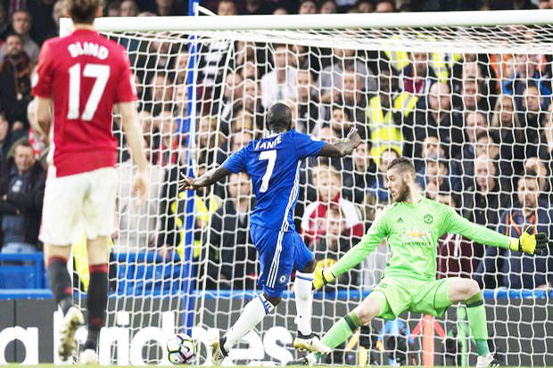 Kante's Solo Strike Defeat Manchester United