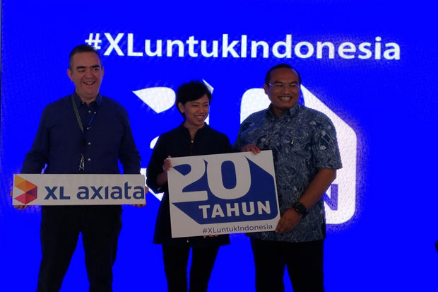 XL Sambut Kompetisi Era Digital di Indonesia