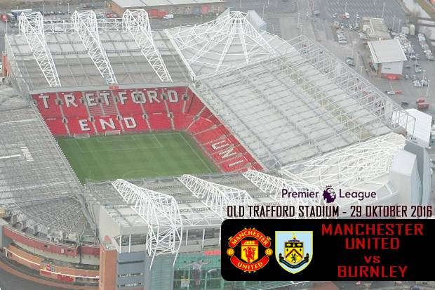 Preview Manchester United vs Burnley: Lanjutkan Tren Positif