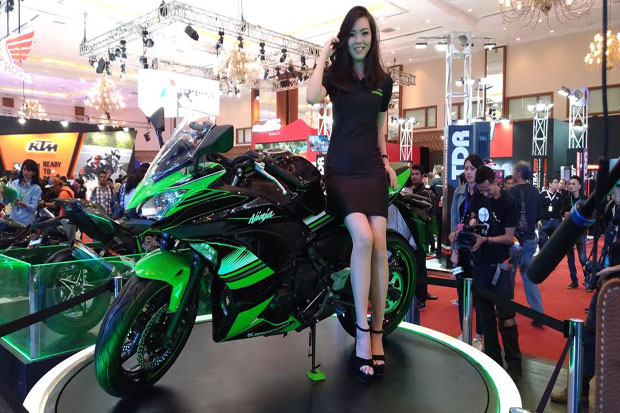 Ini Detail Tampang All New Kawasaki Ninja 650