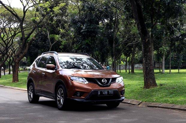 All New Nissan X-Trail 2.5 CVT Tangguh, Irit, dan ...