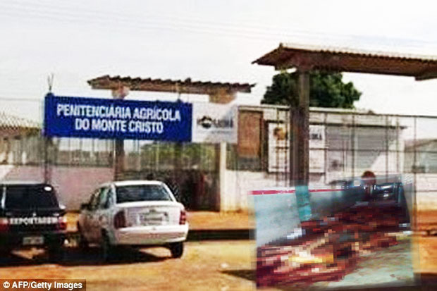 33 Inmates at Brazil Prison Died in Bloodbath