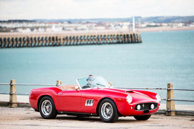 Prettiest Ferrari Ever Made Sell for 10 Million Poundsterling