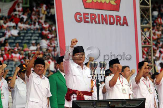 Gerindra Sepakat Parliamentary Threshold dan Presidential Threshold 0 %