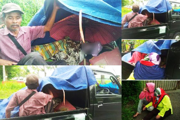 Rejected Use Ambulances, Tasikmalaya Poor People Died on The Road