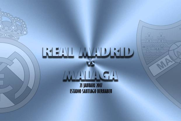 Preview Real Madrid vs Malaga: Lampu Kuning untuk Los Blancos
