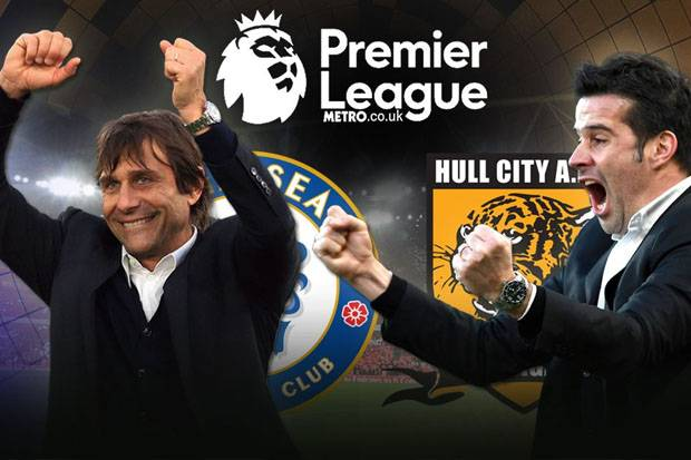 Preview Chelsea vs Hull City: Kesempatan The Blues Perlebar Jarak