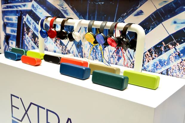 Sony Akan Luncurkan Speaker dan Headphone Extra Bass Bulan Depan