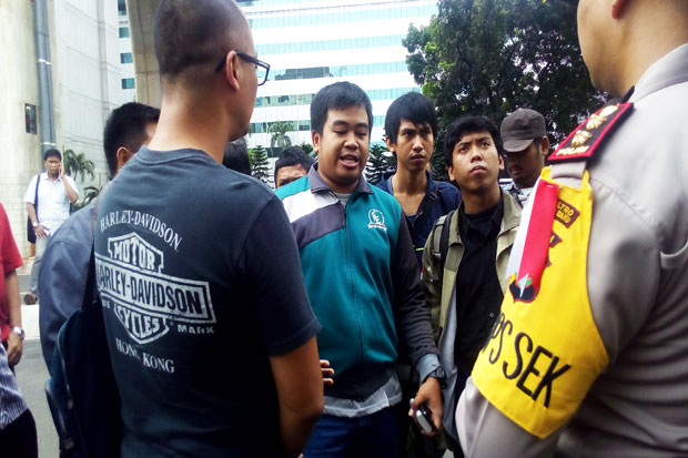 Demonstrate Money Laundring Supposition, KAMMI Jakarta Requested Dismiss