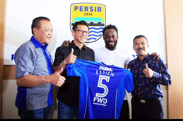 How Can Essien Became a Role Model for Indonesian Players?