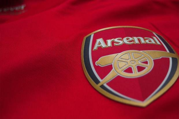 Terkuak, Jersey Arsenal Musim 2017/2018