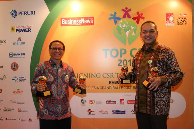 MNC Group Raih Penghargaan TOP CSR 2017