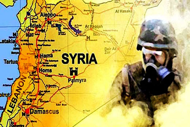 Syrian Chemical Attack Positive for Sarin