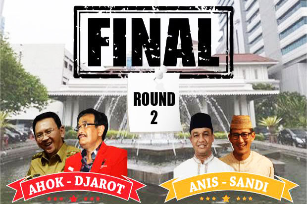 This Three Edict Ahead of Jakarta Elections Round Two