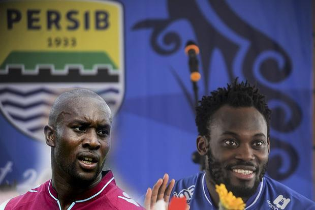 Essien and Cole Work Permit Not Completed?