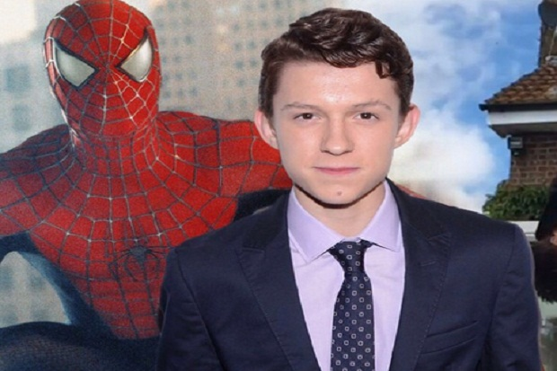 Tom Holland Jadi Spiderman di Avengers 4