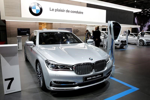 BMW Hadirkan Hybrid 740Le XDRIVE Bopong Mesin Turbocharged