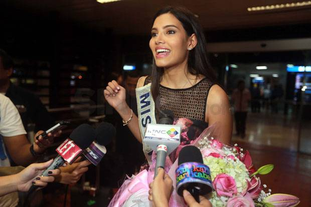 Miss World Stephanie Del Valle Diaz Ingin Lebih Mengenal Indonesia