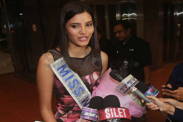 Miss World Stephanie Del Valle Diaz Ingin Bertemu Natasha Mannuela