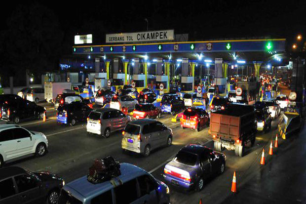 Theres an Odd-Even in Toll Roads During Idul Fitri 2017