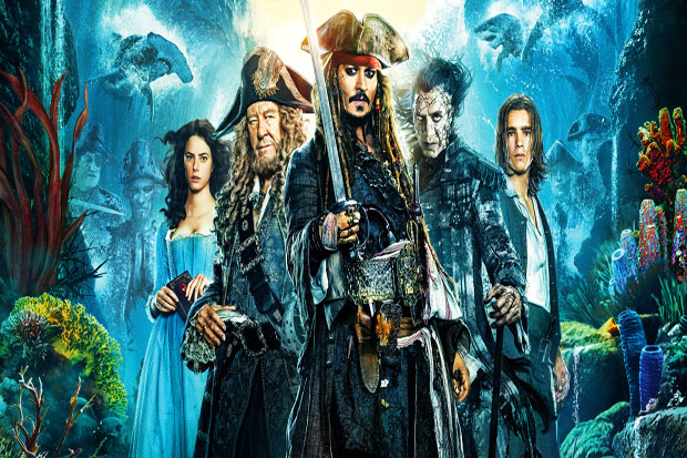 WannaCry Ransomware Threatened Pirates of the Caribbean