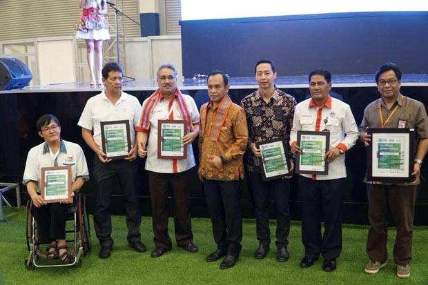 Sosialisasi Asian Games Lewat ISEF 2017