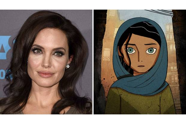 Teaser Film Animasi Angelina Jolie, The Breadwinner Dirilis