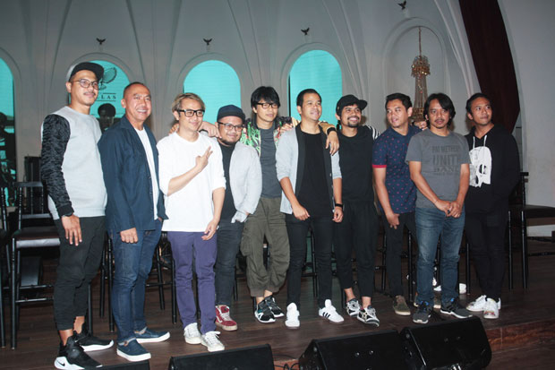 With Nidji, GIGI Wants to be Younger Again