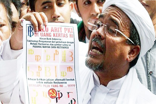 Immigration Ready to Repatriate Rizieq Shihab