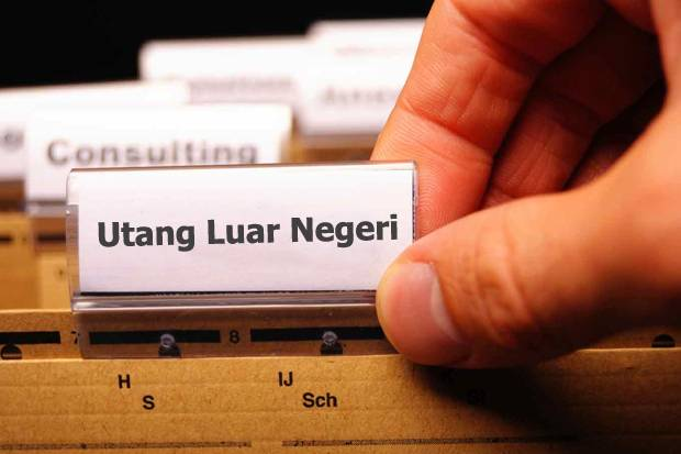 Utang Luar Negeri Indonesia Per April Tumbuh 2,4%