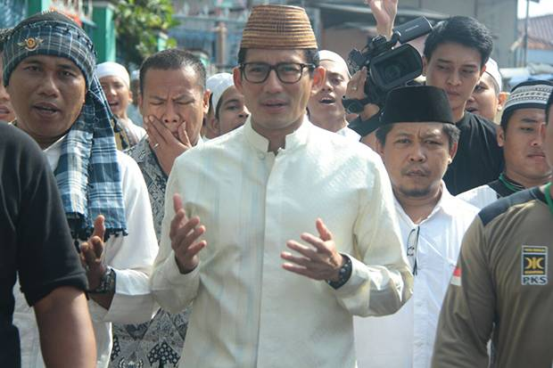 Sandiaga Sesalkan Sahur On The Road Berbuntut Perkelahian