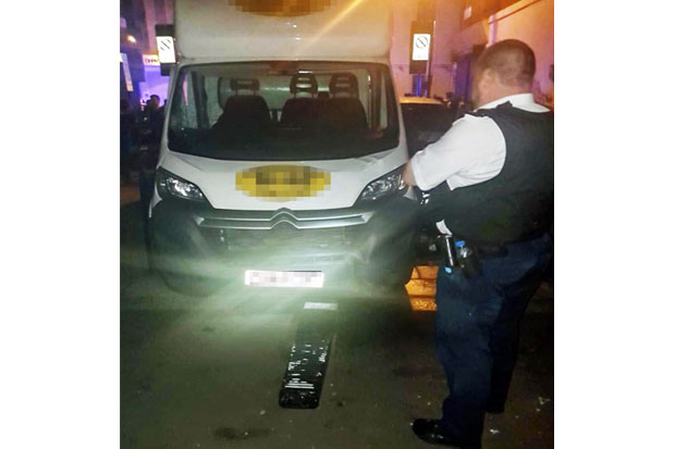 Van Hit Pedestrians Near North London Mosque