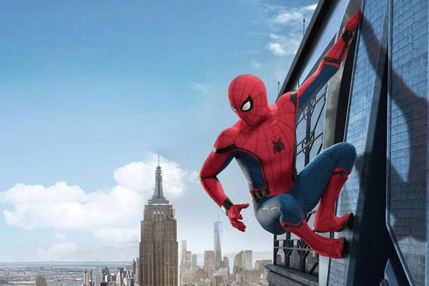 Review Film Spider-Man: Homecoming