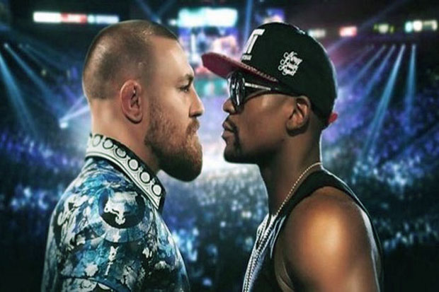 Mayweather Accuses McGregor for Racism