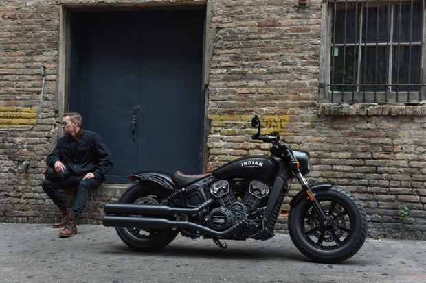 Indian Scout Bobber 2018 Mulai Beredar di Dealer-Dealer AS