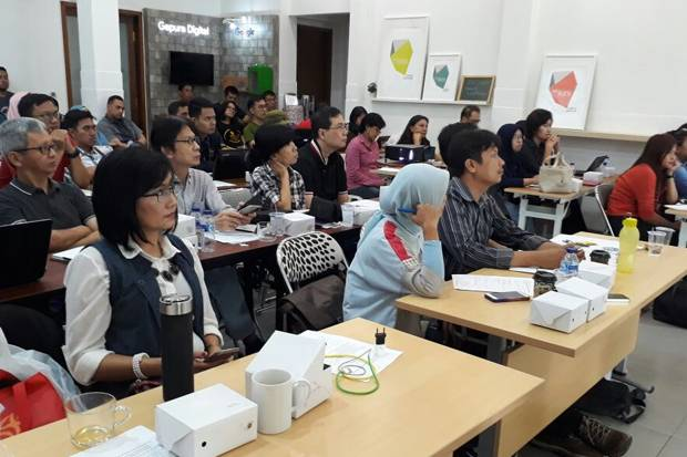 Google Berikan Pelatihan Gratis Digital Marketing