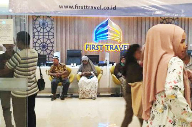 Theres Good Faith, Government Requested to Oversee First Travel