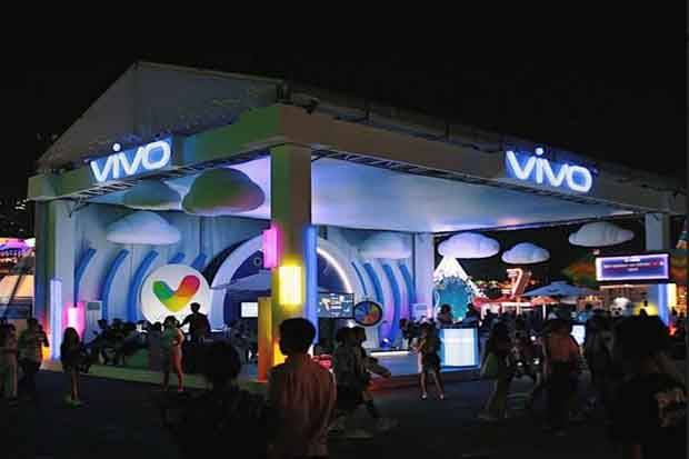 Rebut Pasar Milenial, Vivo Official Smartphone We The Fest 2017