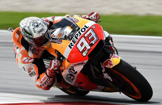 Marc Marquez Rayakan Pole ke-70 di Sirkuit Red Bull Ring