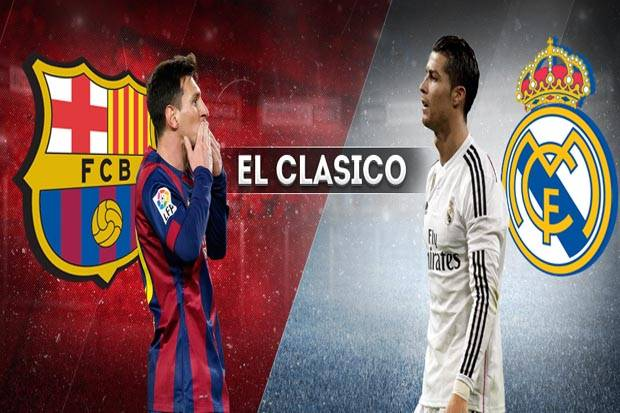 Fakta Menarik Barcelona vs Real Madrid