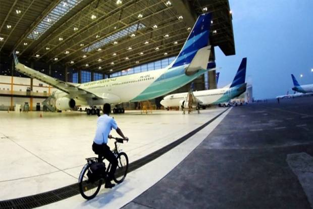 Garuda maintenance facility ipo
