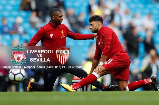 Preview Liverpool vs Sevilla: Misi Tuntaskan Dendam