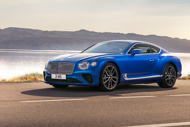 Bentley Continental GT 2018 Sedan Tercanggih ala James Bond