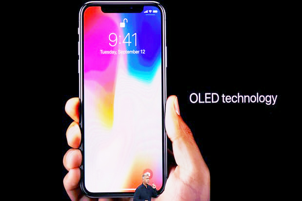 Apple Reveals Leap Forward iPhone X