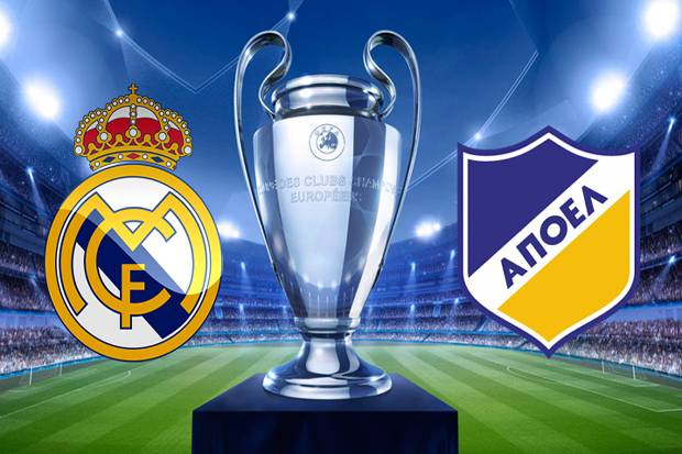Preview Real Madrid vs APOEL: Tugas Berat Lini Depan