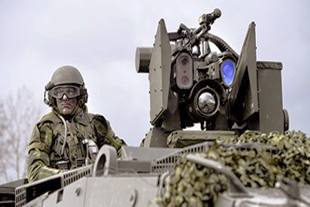 Fearing Russia, Sweden Holds Biggest War Games